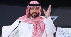 الأمير فيصل بن بندر بن سلطان بن عبد العزيز آل سعود - رئيس الاتحاد السعودي للرياضات الإلكترونية والذهنية والاتحاد العربي للرياضات الإلكترونية