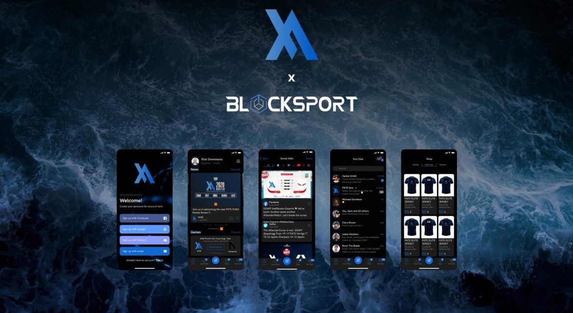 تنضم المنظمة الأردنية FATE Esports إلى منصة الرياضات الالكترونية الشهيره Blocksport