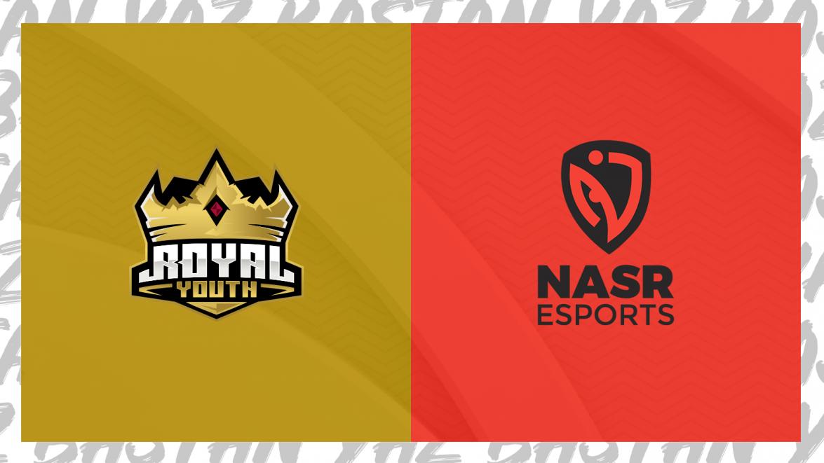 NASR Esports يستحوذ على فريق Royal Youth من الدوري التركي