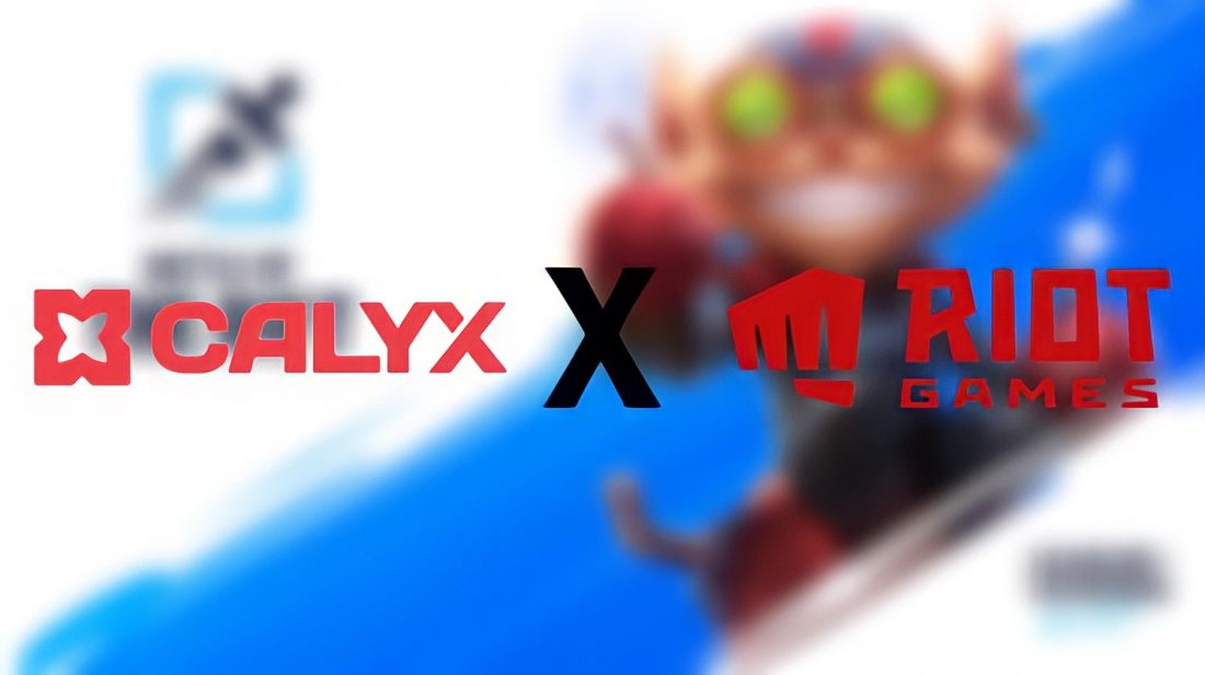 Calyx تتعاون رسمياً مع Riot Games الشرق الأوسط وشمال إفريقيا